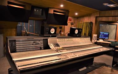"Control Room 18'x 17'8""Dx 7'8""H"