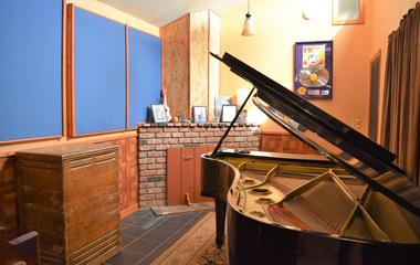 """Room #2 (piano rm) 16'Wx 9'8"""" x 13'H"""